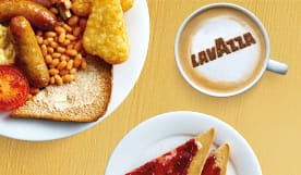 Image of breakfast with Travelodge