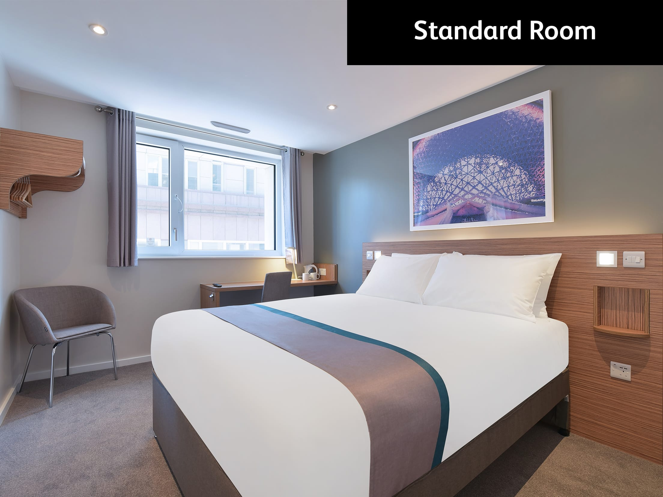 Our Travelodge London City hotel