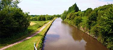 Liverpool Canal nr wigan