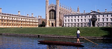 cambridge university and punting