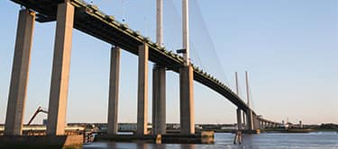 QE Bridge Dartford