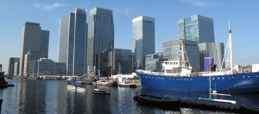 Canary Wharf, London Docklands