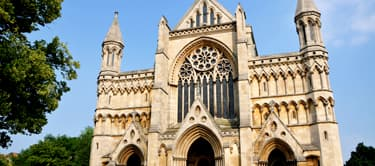 St.Albans Cathedral, Hertfordshire