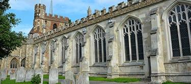 St Mary's Church Hitchin