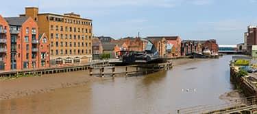 river hull, hull humberside