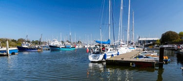 Lymington, Hampshire