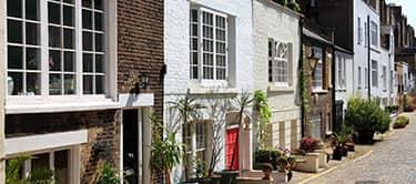 Marylebone houses