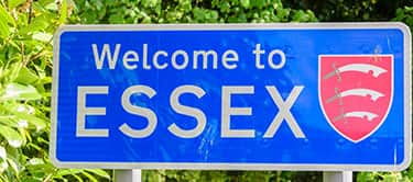 welcome to essex sign