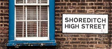 shoreditch high street sign