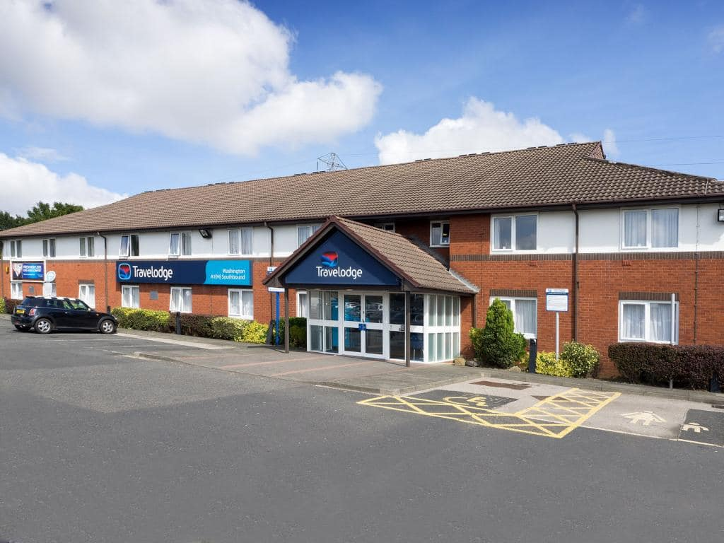 Travelodge Washington A1(M) Northbound Hotel   A1(M), Town Centre, Chester-Le-Street DH3 2SJ   +44 871 984 6271