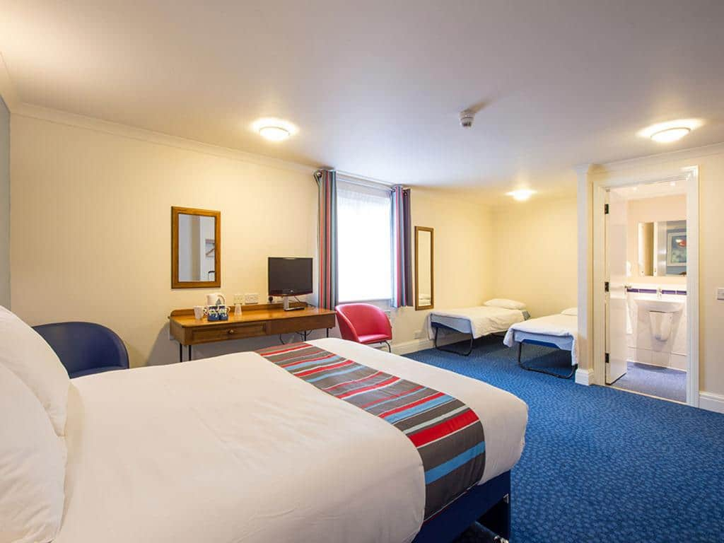 Family Room In Travelodge