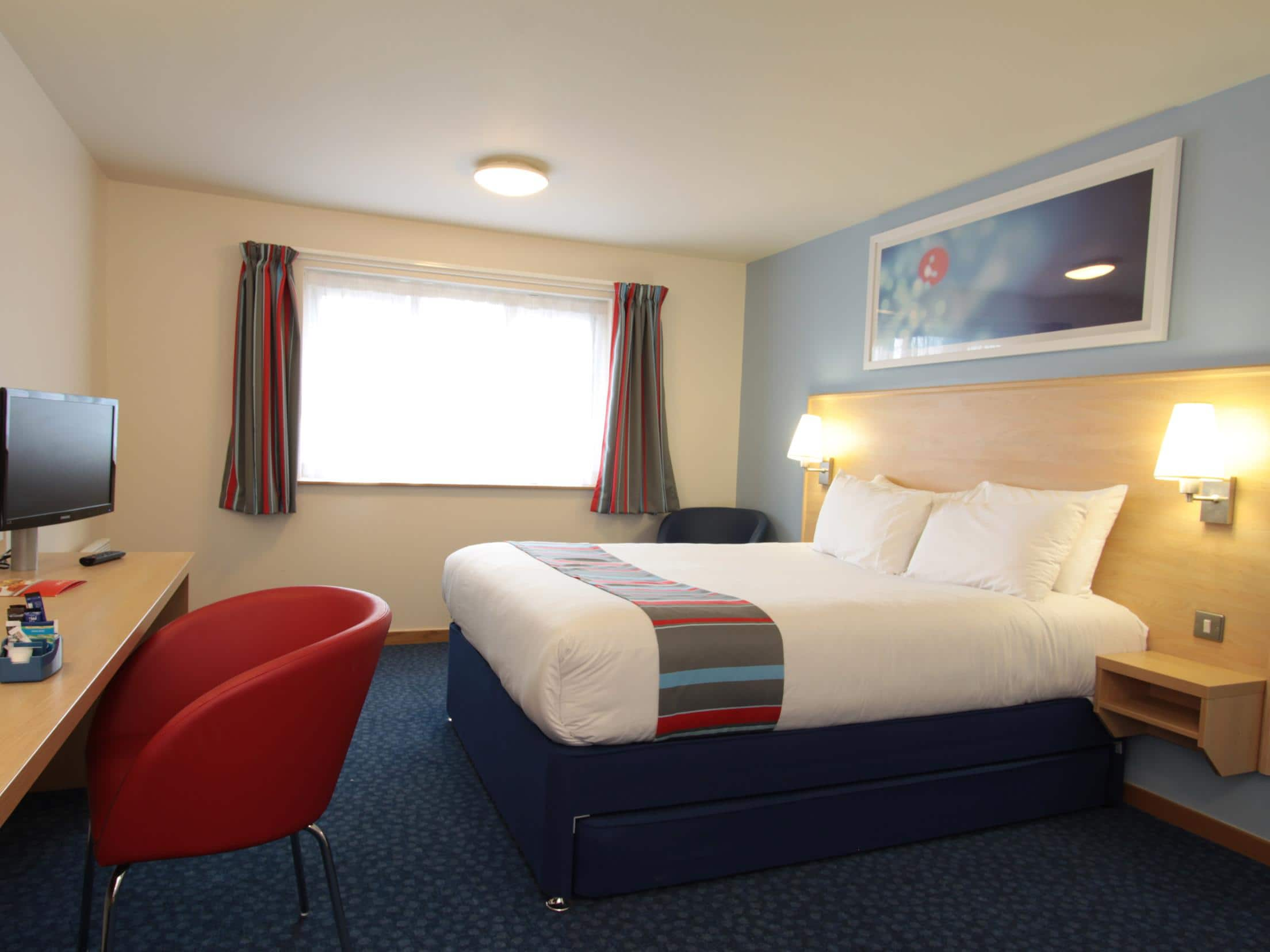 Hotel london cheap internet rates for kings cross hotels in london - London Central Kings Cross Restaurant And Bar Double Room
