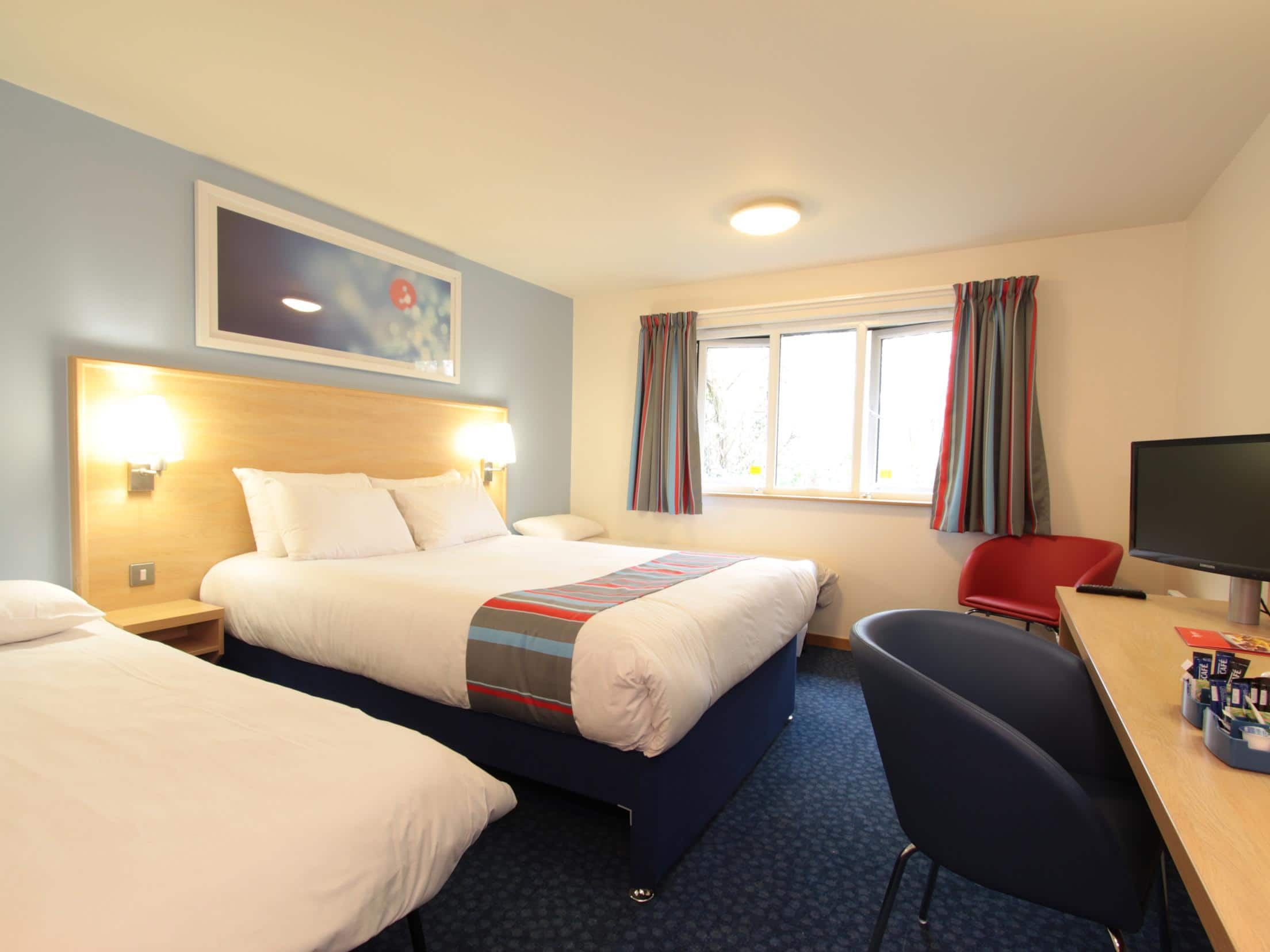 How Big Is A Travelodge Family Room