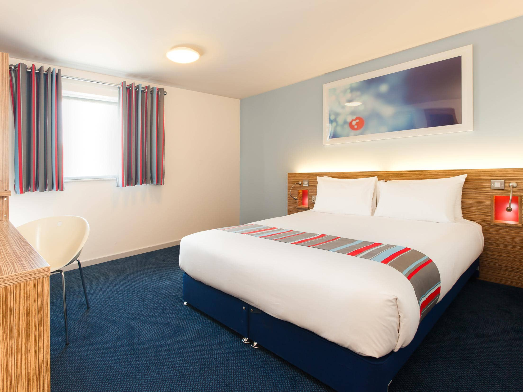 Travelodge Canterbury Chaucer Central Hotel Canterbury Chaucer - Travelodge location map uk