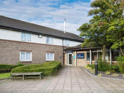 Travel Lodge Edinburgh Musselburgh