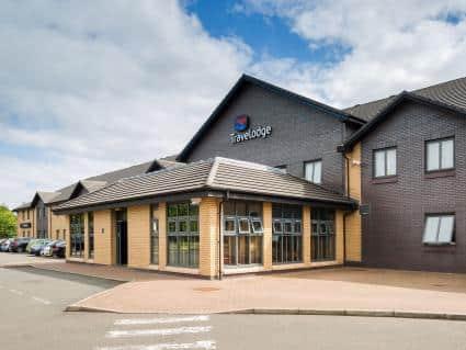 Travel Lodge Glasgow Airport