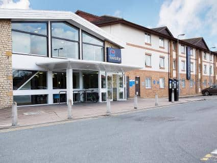 Travel Lodge Oxford Peartree