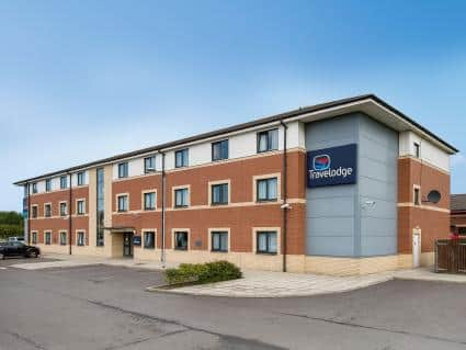 Travel Lodge Glenrothes