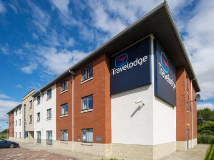 Travel Lodge Falkirk