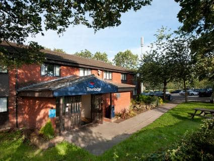Travel Lodge Macclesfield Adlington