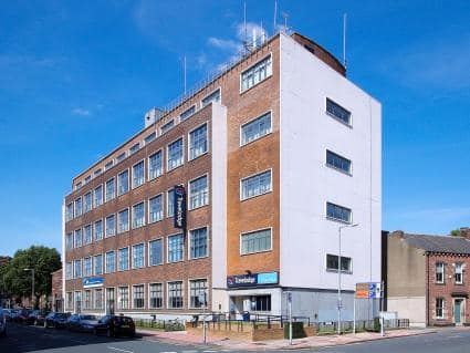 Travel Lodge Carlisle Central