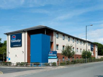 Travel Lodge Bromborough