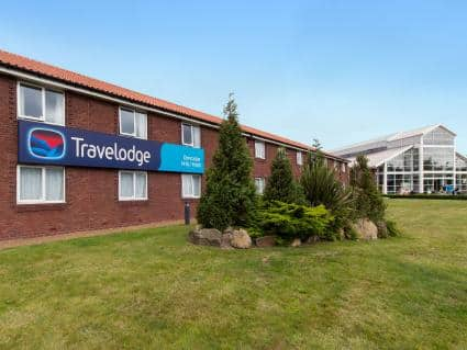 Travel Lodge Doncaster M18 M180