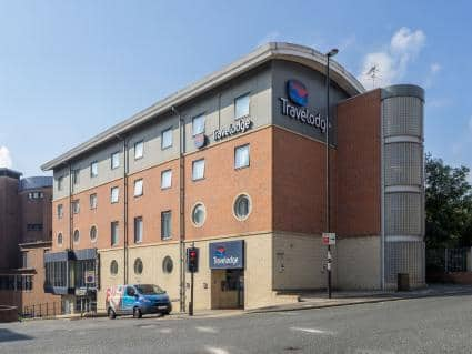 Travel Lodge Newcastle Central