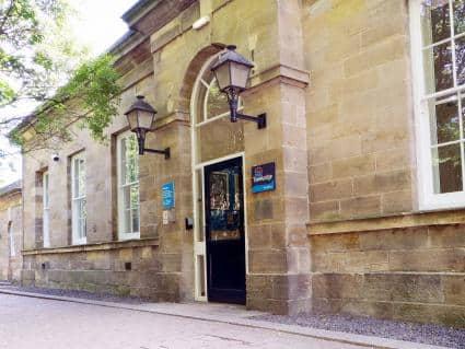 Travel Lodge Durham