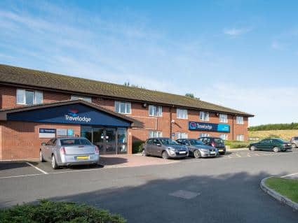 Travel Lodge Berwick upon Tweed