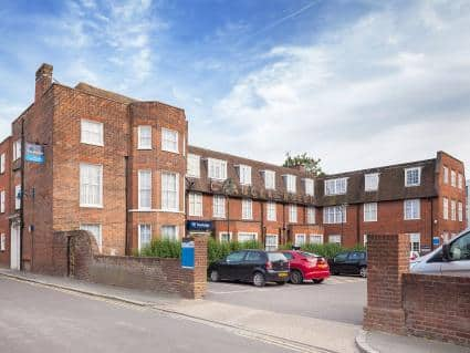 Travel Lodge Canterbury Chaucer Central
