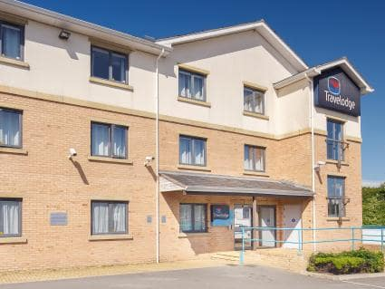 Travel Lodge Holyhead