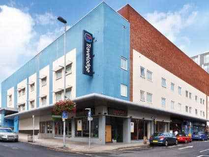 Travel Lodge Newport Central