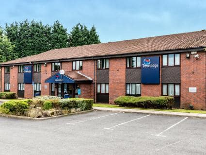 Travel Lodge Birmingham Oldbury