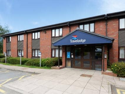 Travel Lodge Droitwich