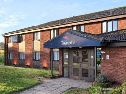 Travel Lodge Grantham A1