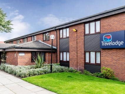 Travel Lodge Birmingham Sutton Coldfield