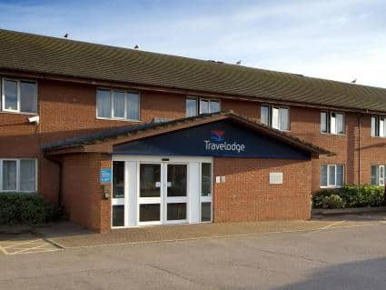 Travel Lodge Barrow in Furness
