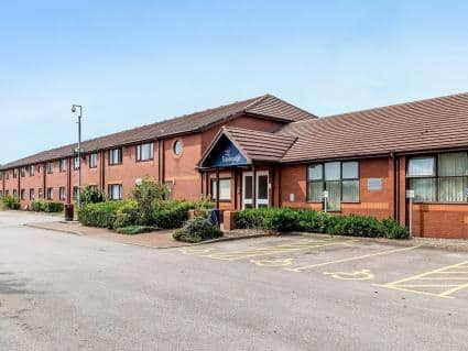 Travel Lodge Stoke Talke