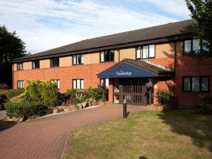Travel Lodge Shrewsbury Bayston Hill