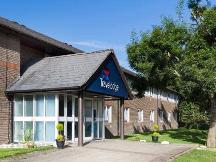 Travel Lodge Leicester Markfield
