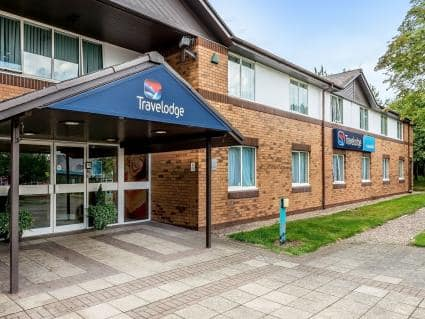 Travel Lodge Tamworth M42