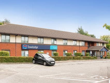 Travel Lodge Nottingham Trowell M1