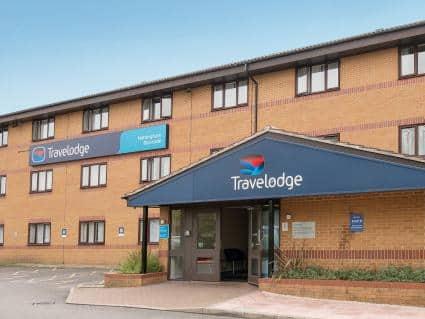 Travel Lodge Nottingham Riverside