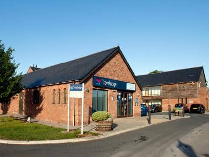 Travel Lodge Hereford Grafton
