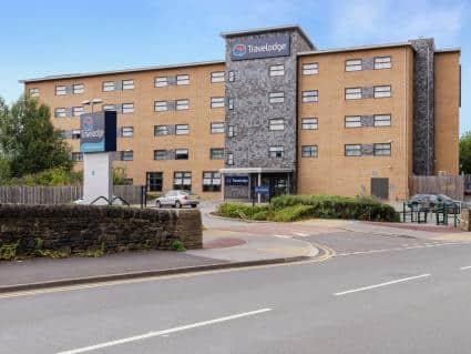 Travel Lodge Sheffield Meadowhall