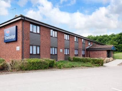 Travel Lodge Ipswich Stowmarket