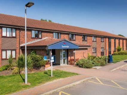 Travel Lodge Great Yarmouth Acle