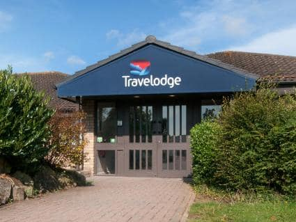 Travel Lodge Ely