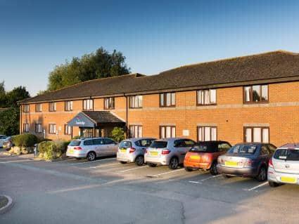 Travel Lodge Norwich Cringleford
